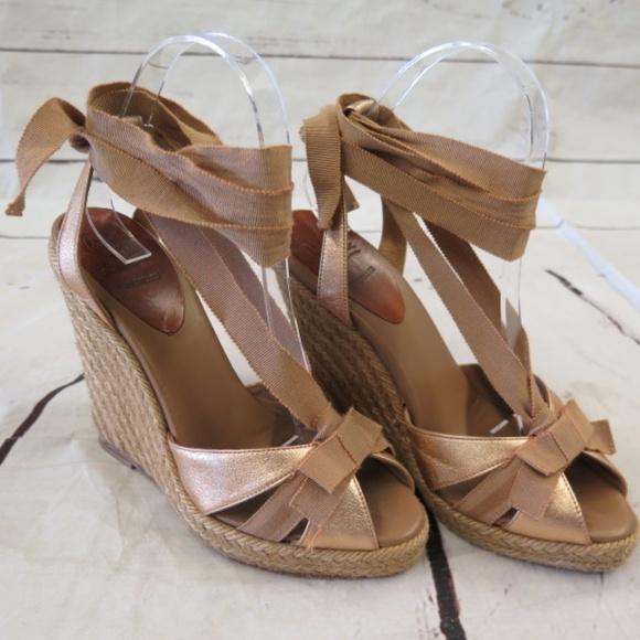 bd4327ec3757 Christian Louboutin Shoes - Christian Louboutin Isa Espadrille Platform  Wedge